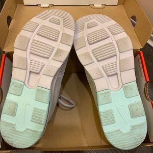 Nike Shoes - Nike Air Max Motion 2 - Women 7 - Grey/Black/Teal